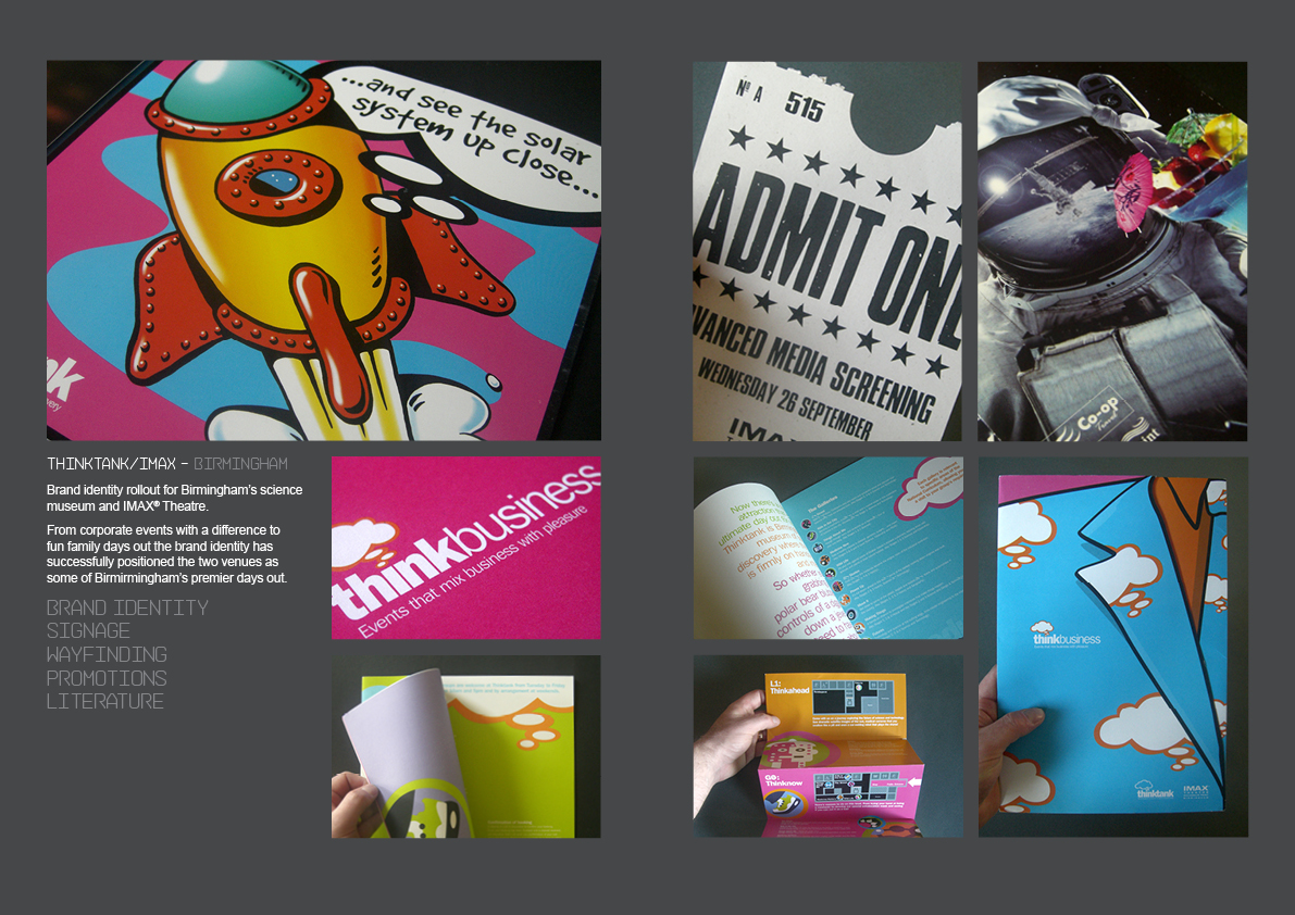 thinktank, birmingham, graphic, design, brand, illustration, brochure, website, web, email